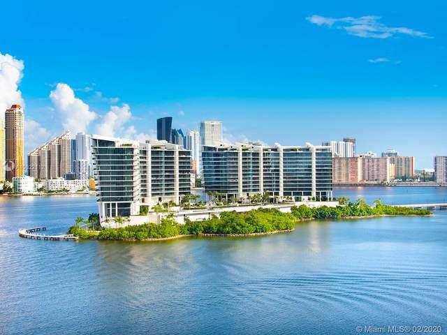 5500 Island Estates Dr #505, Aventura, FL 33160 (MLS #A10822112) :: United Realty Group