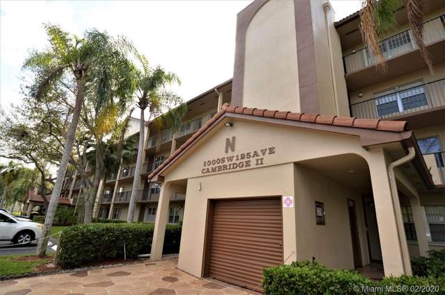 1000 SW 125th Ave 113N, Pembroke Pines, FL 33027 (#A10822115) :: Real Estate Authority