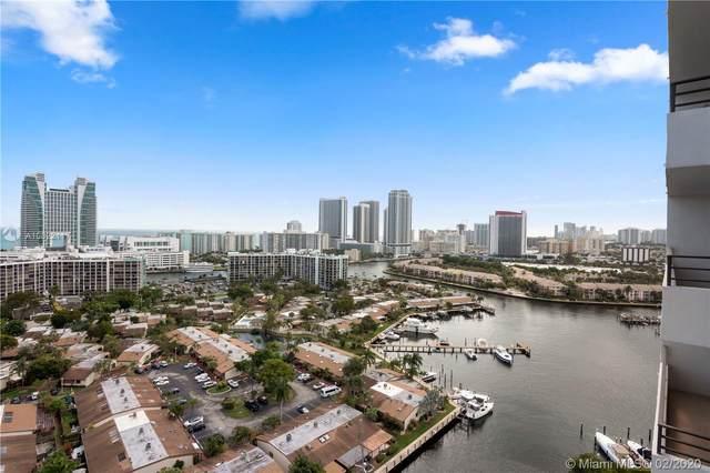 2500 Parkview Dr #2204, Hallandale Beach, FL 33009 (MLS #A10822117) :: Castelli Real Estate Services