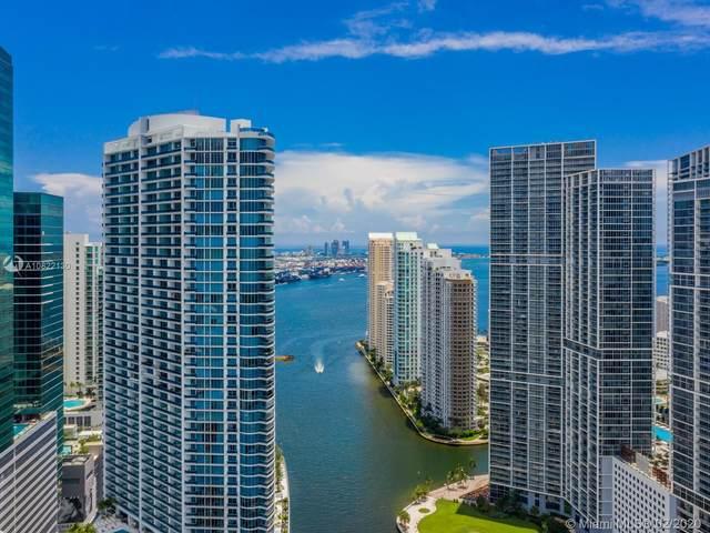 200 Biscayne Blvd #3608, Miami, FL 33131 (MLS #A10822130) :: The Teri Arbogast Team at Keller Williams Partners SW