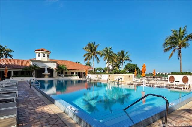 19900 E Country Club Dr #402, Aventura, FL 33180 (MLS #A10822182) :: Berkshire Hathaway HomeServices EWM Realty