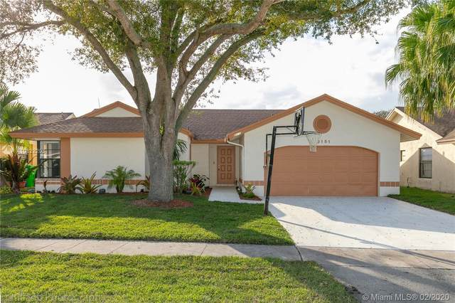 3151 NW 109th Ter, Sunrise, FL 33351 (MLS #A10822203) :: Castelli Real Estate Services