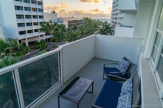 100 Lincoln Rd #508, Miami Beach, FL 33139 (MLS #A10822208) :: Ray De Leon with One Sotheby's International Realty