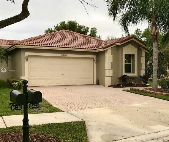 16420 Sapphire Bnd, Weston, FL 33331 (MLS #A10822280) :: THE BANNON GROUP at RE/MAX CONSULTANTS REALTY I