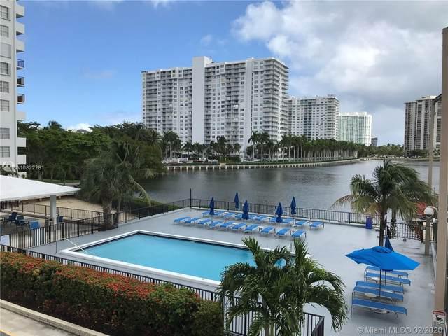 2750 NE 183rd St #203, Aventura, FL 33160 (MLS #A10822281) :: Green Realty Properties