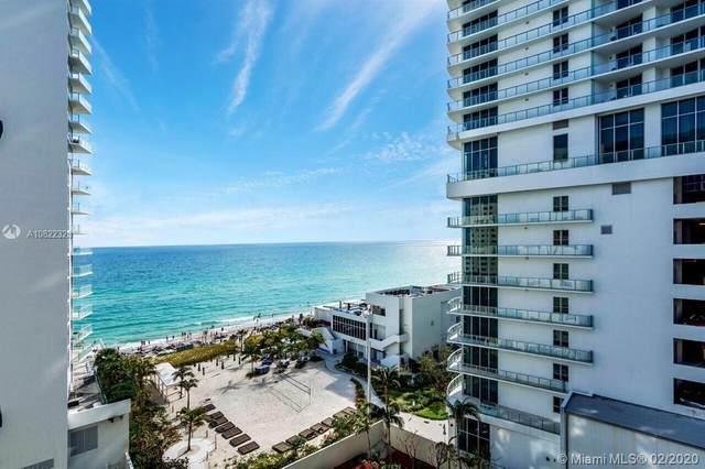 4001 S Ocean Dr 10L, Hollywood, FL 33019 (MLS #A10822328) :: Prestige Realty Group