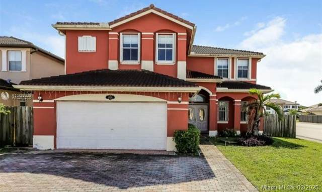 15166 SW 12th Ter, Miami, FL 33194 (MLS #A10822338) :: The Riley Smith Group