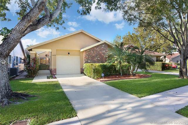2489 Dawn Tree Ter, Coconut Creek, FL 33063 (MLS #A10822340) :: The Riley Smith Group