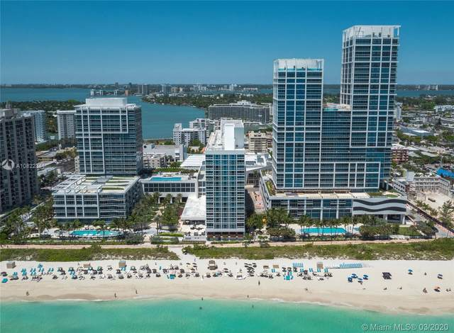 6799 Collins Ave #307, Miami Beach, FL 33141 (MLS #A10822341) :: The Pearl Realty Group