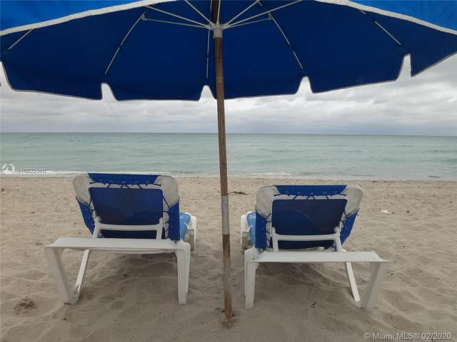 3801 S Ocean Dr 3Q, Hollywood, FL 33019 (MLS #A10822360) :: Green Realty Properties