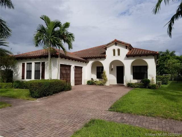 8280 NW 28th St, Cooper City, FL 33024 (MLS #A10822385) :: The Levine Team