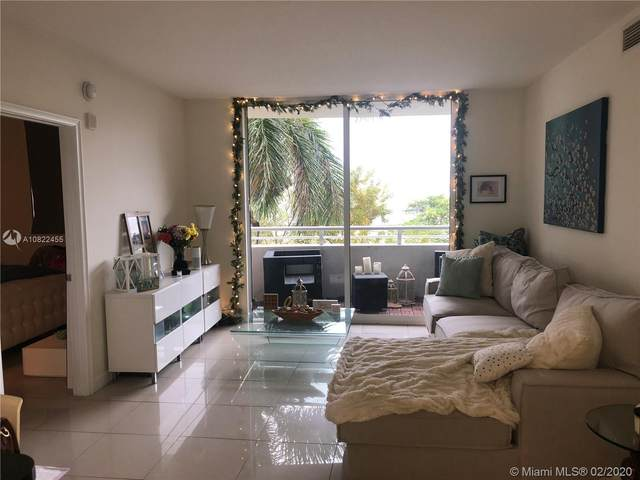 18800 NE 29th Ave #216, Aventura, FL 33180 (MLS #A10822455) :: Ray De Leon with One Sotheby's International Realty