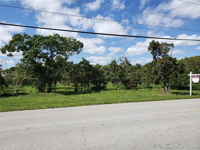26840 SW 167th Ave, Homestead, FL 33031 (MLS #A10822461) :: The Jack Coden Group