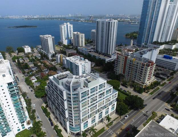 350 NE 24th St #1110, Miami, FL 33137 (MLS #A10822465) :: Ray De Leon with One Sotheby's International Realty