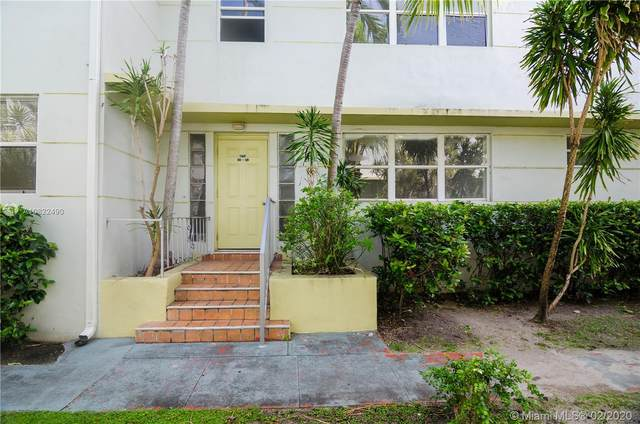 1275 Marseille Dr, Miami Beach, FL 33141 (MLS #A10822490) :: Ray De Leon with One Sotheby's International Realty