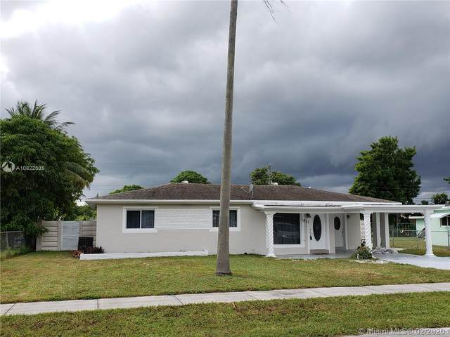 1851 SW 42nd Ave, Fort Lauderdale, FL 33317 (#A10822535) :: Dalton Wade