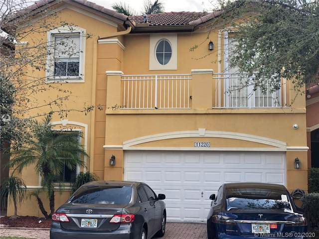 11220 NW 84th St, Doral, FL 33178 (MLS #A10822563) :: Green Realty Properties
