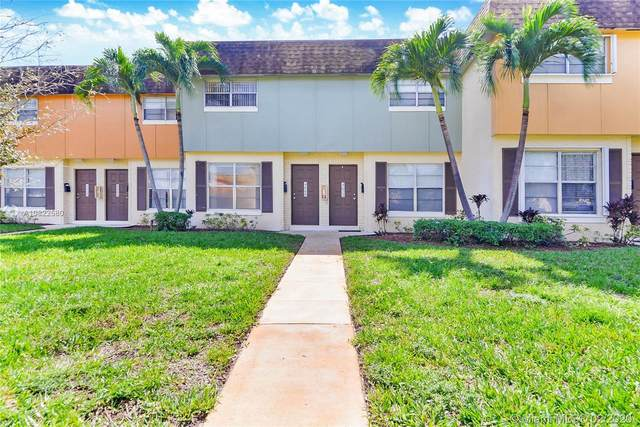 4668 NW 9th Dr #4668, Plantation, FL 33317 (MLS #A10822580) :: The Levine Team
