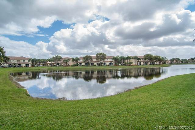 8339 SW 29th St #105, Miramar, FL 33025 (MLS #A10822642) :: Kurz Enterprise
