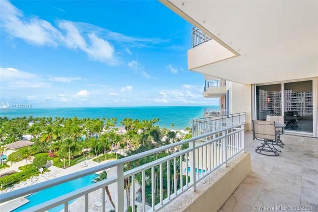 799 Crandon Blvd #902, Key Biscayne, FL 33149 (MLS #A10822770) :: Prestige Realty Group