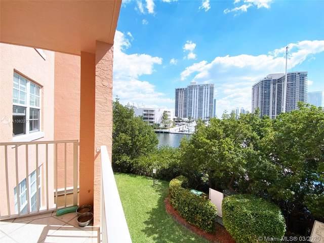 19999 E Country Club Dr #1307, Aventura, FL 33180 (MLS #A10822771) :: Berkshire Hathaway HomeServices EWM Realty