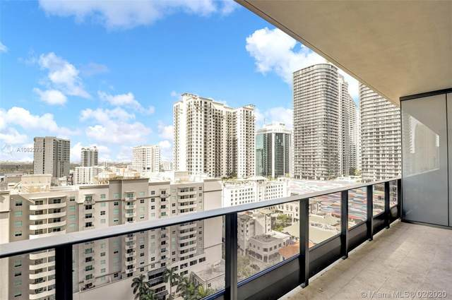 1000 Brickell Plaza #1904, Miami, FL 33131 (MLS #A10822799) :: Berkshire Hathaway HomeServices EWM Realty