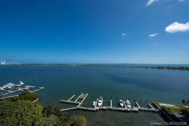 1643 Brickell Ave #1903, Miami, FL 33129 (MLS #A10822866) :: Patty Accorto Team