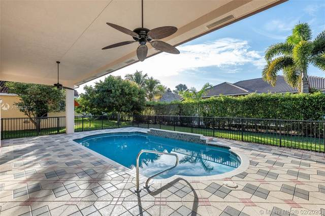 15996 SW 14th St, Pembroke Pines, FL 33027 (#A10822877) :: Real Estate Authority