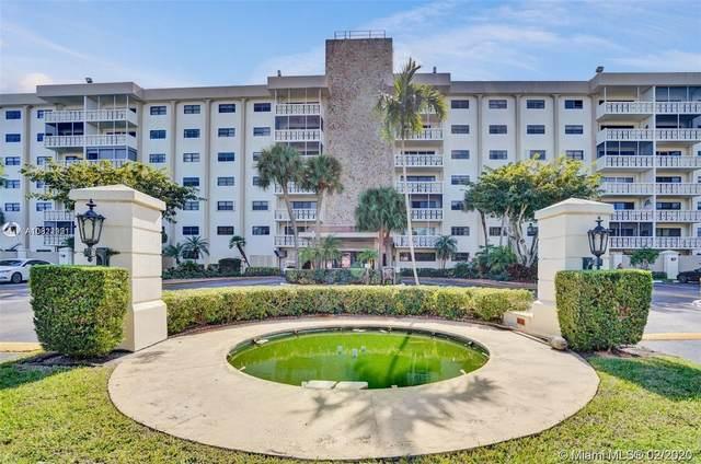 800 NE 195th St #418, Miami, FL 33179 (MLS #A10822921) :: Berkshire Hathaway HomeServices EWM Realty