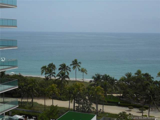 10185 Collins Ave #1022, Bal Harbour, FL 33154 (MLS #A10822927) :: Green Realty Properties