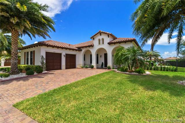 3253 NW 83rd Way, Cooper City, FL 33024 (#A10822947) :: Real Estate Authority