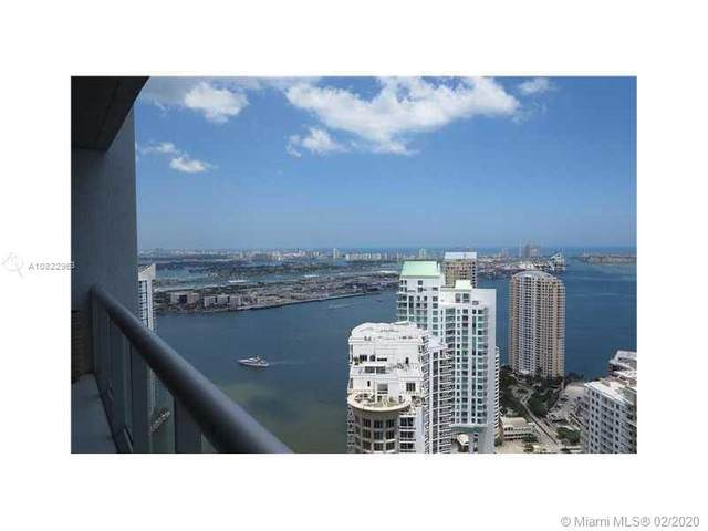 475 Brickell Av #5007, Miami, FL 33131 (MLS #A10822963) :: Prestige Realty Group