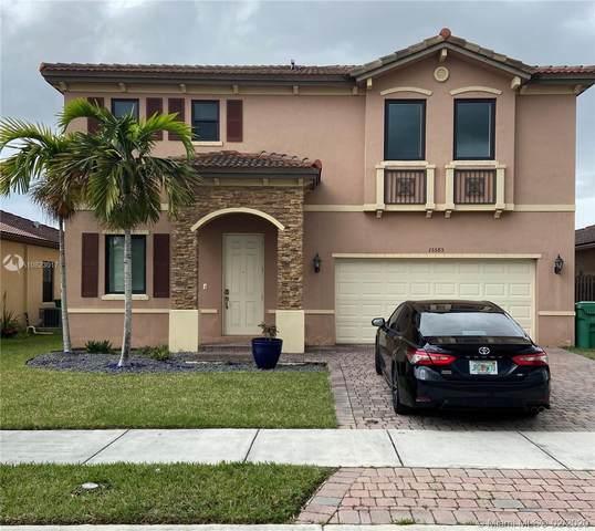 15585 SW 117th St, Miami, FL 33196 (MLS #A10823017) :: Castelli Real Estate Services