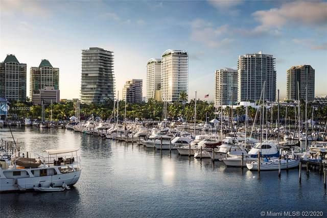 2655 S Bayshore #1605, Coconut Grove, FL 33133 (MLS #A10823026) :: Berkshire Hathaway HomeServices EWM Realty
