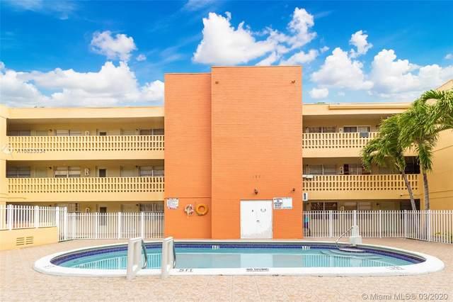 1851 NE 168th St B8, North Miami Beach, FL 33162 (MLS #A10823034) :: The Teri Arbogast Team at Keller Williams Partners SW