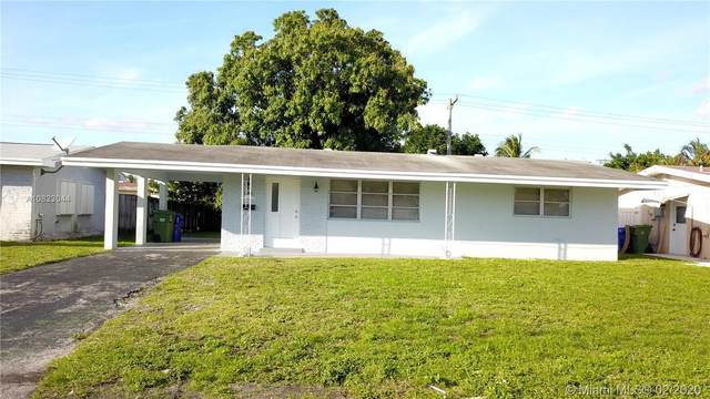7631 NW 14th St, Pembroke Pines, FL 33024 (#A10823044) :: Real Estate Authority