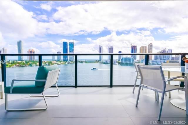 5500 Island Estates Dr #907, Aventura, FL 33160 (MLS #A10823062) :: United Realty Group