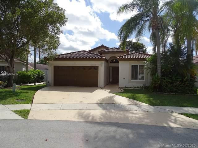 17626 SW 10th St, Pembroke Pines, FL 33029 (MLS #A10823081) :: Prestige Realty Group