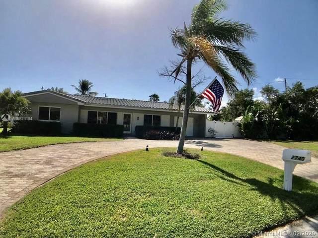2740 NE 24th Street, Lighthouse Point, FL 33064 (MLS #A10823104) :: RE/MAX