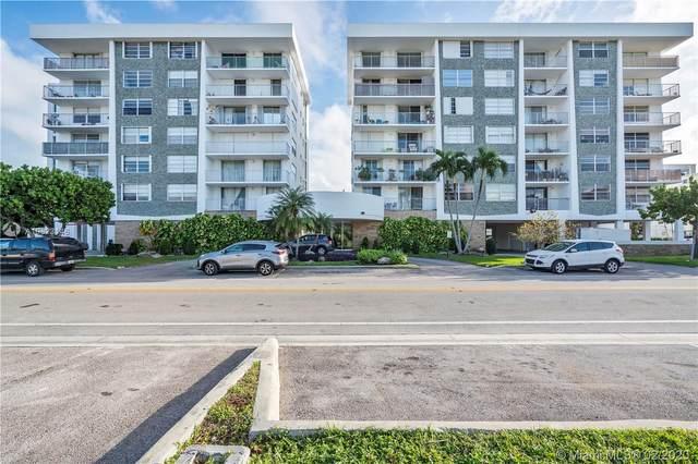 1050 93rd St 4E, Bay Harbor Islands, FL 33154 (MLS #A10823146) :: Green Realty Properties