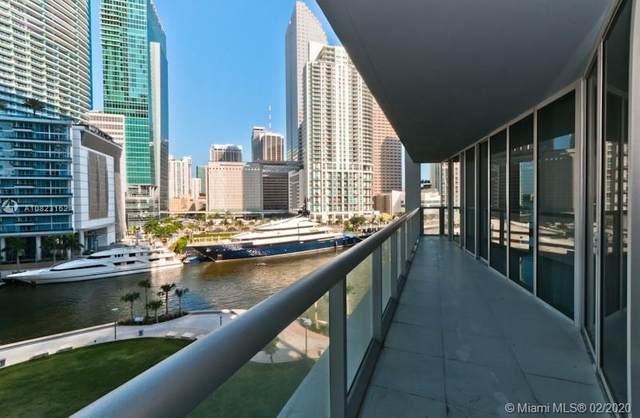 465 Brickell Ave X02, Miami, FL 33131 (MLS #A10823162) :: Berkshire Hathaway HomeServices EWM Realty