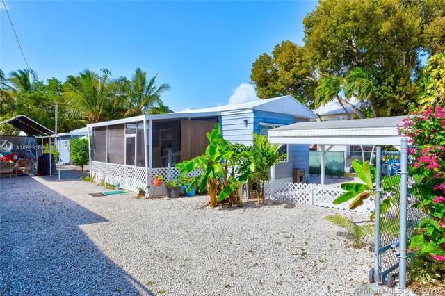 758 Largo Rd, Key Largo, FL 33037 (MLS #A10823186) :: Berkshire Hathaway HomeServices EWM Realty