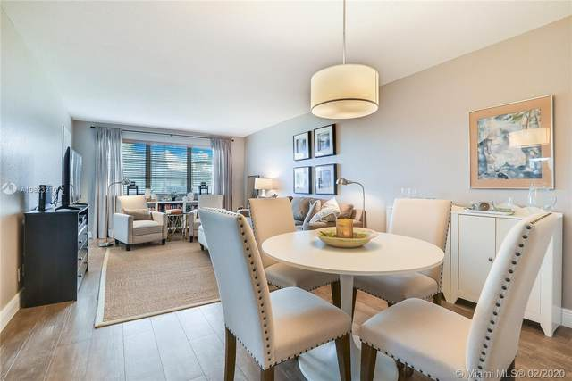 2309 Park Ln #216, Hollywood, FL 33021 (#A10823210) :: Real Estate Authority
