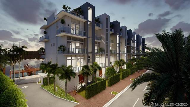 2800 N Ocean Dr, Hollywood, FL 33019 (MLS #A10823216) :: Berkshire Hathaway HomeServices EWM Realty