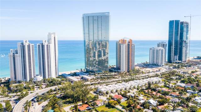 18975 Collins Ave #2801, Sunny Isles Beach, FL 33180 (MLS #A10823240) :: Patty Accorto Team