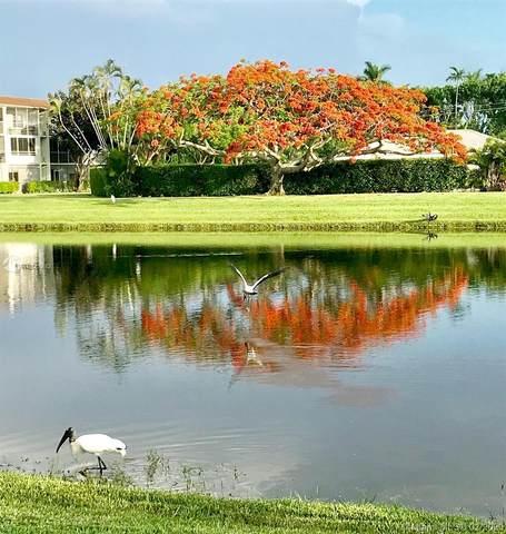 297 Dorset H, Boca Raton, FL 33434 (MLS #A10823242) :: ONE   Sotheby's International Realty