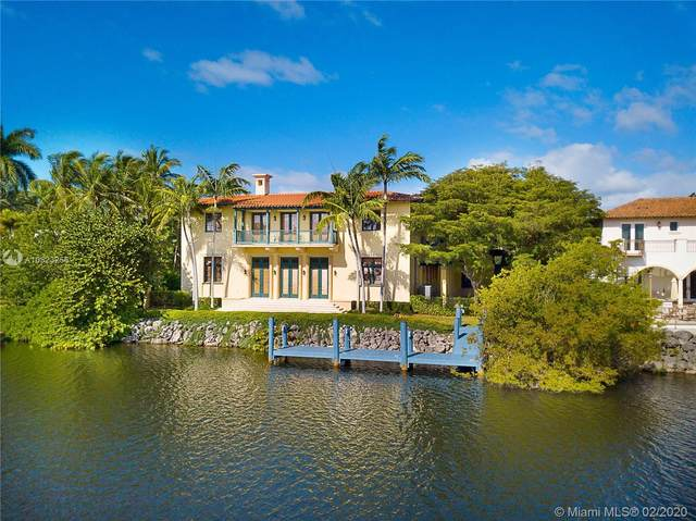 11065 Marin St, Coral Gables, FL 33156 (MLS #A10823256) :: The Riley Smith Group