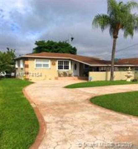 6525 Pines Pkwy, Hollywood, FL 33023 (#A10823275) :: Real Estate Authority