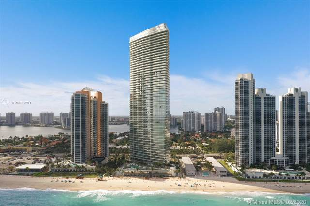 18975 Collins Av. #1503, Sunny Isles Beach, FL 33160 (MLS #A10823281) :: The Howland Group