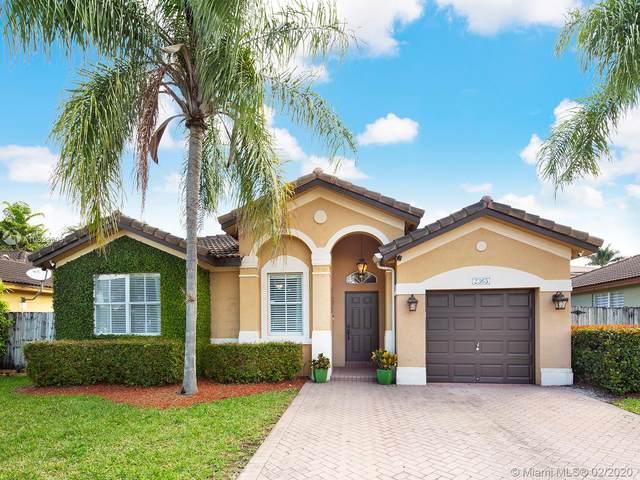 2365 SW 148th Ct, Miami, FL 33185 (MLS #A10823303) :: Kurz Enterprise
